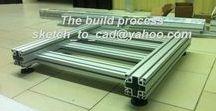 CNC 2 the build process / CNC 2 the build process