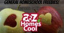 General Homeschool FREEBIES! - Homeschool Free Resources / If it says free, is a homeschool resource and isn't grade specific..here is where you'll find it!