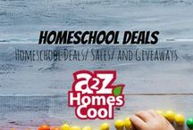 Homeschool Deals - Homeschool Deals/ Sales/ Giveaways / Sales, deals, discounts, ect on curriculum, supplies, online sites ... some are time sensitive so make sure you look at dates and time in the description.