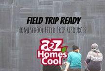 Field Trip Ready - Homeschool Field Trip Resources / Homeschool fieldtrip information!