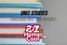 Unit Studies - Homeschool Unit Study Resources / Unit studies for homeschool!