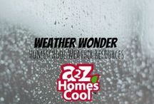 Weather Wonder- Homeschool Weather Resources / Weather lessons, resources, and information for homeschoolers.