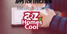 Apps for Education - Homeschool Education Apps / Apps for education use!