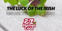 The Luck of the Irish - Homeschool St. Patrick's Day Resources