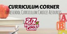 Curriculum Corner- Homeschool Curriculum Choices Resources / Curriculums for homeschool.