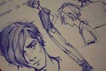 How Draw Anime/Human