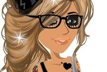 Misiaczq Black |MSP| / Look Misiaczq Black |PL_MSP|