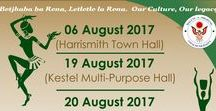 Dipontsho Tsa Maluti 2017 - Auditions / Yes we are back.  Dipontsho Tsa Maluti Maluti 2017   We kickstart our programme today in Harrismith at the Town Hall with Twasa. Botjhaba ba Rona, Letlotlo la Rona. Our Culture, Our Legacy.  #Dipontsho17