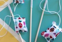 Cat Toys / Cat toys your kitty will go crazy for! DIY ideas and how-to's, catnip specials, and the best store bought designs to fit your style and kitty needs.