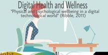 Digital Health and Wellness / Informs about the digital world's safety and precautionary measures to be taken in order to become a knowledgeable 21st century digital citizen
