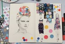 Fashion journal / Fashion and Make-up Inspo Oraganization, let`s start! --» with LEUCHTTURM1917