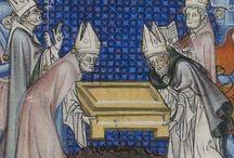 (Breviary) Bréviaire de Belleville / Breviarium ad usum fratrum Predicatorum - Bréviaire de Belleville: 1323-1326 (BNF Latin 10483/10484)