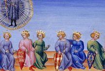 Dante: La Divina Commedia (1444-1450) Siena?