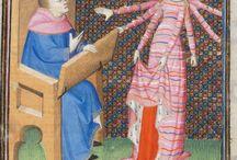 Boccaccio: Des cas des nobles hommes et femmes. ca 1410