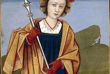 Boccaccio: De Mulieribus Claris (BnF, ms. 599). (Robinet Testard)