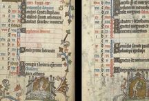 (Book of Hours) The Hours of Terce (Use of Saint Omer) Add. ms 36684 (c. 1320)