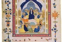 Laudario della compagnia di Sant'Agnese (Ms. M. 742r)