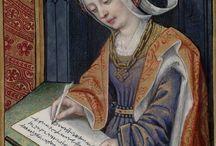 Ovidio: 21 Cartas de damas ilustres (Huntington Library ms 60)