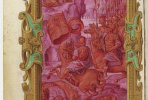 (Book of) Heures Dinteville