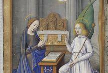 (Book of) Heures de Charles d'Angouleme, Horae ad Usum Parisiensem
