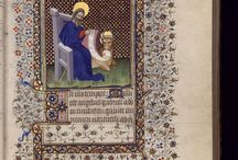 (Book of) Heures de Mathefelon