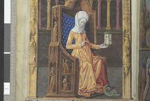 Sybillae Horae ad Usum Romanum (BnF)