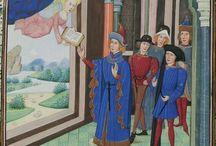 """Christine de Pizan: """"Epitre d'Othea"""" (cod. bodmer 49)"""