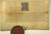 Paleography: Patent of Nobility/Grant of Arms