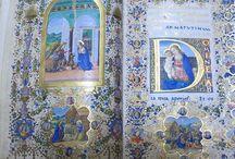 (Book of Hours) of Luisa de Medici