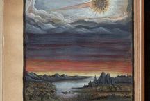 Kometenbuch (4° Ms. astron. 5)