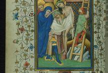 (Book of Hours) of Daniel Rym / Walters. W. 166