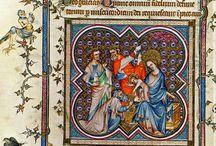 (Book of) Hours of Jeanne de Navarre