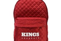 Kings Sneakers no Outlet4Travel / Lançamento   Mochilas   #Kings #KingsSneakers