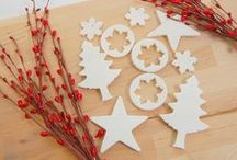 Holiday creations / Halloween, Christmas, Valentines, 4th of July, and other Holidays are a great way to celebrate and change up your house. These are just some ideas for creating your own holiday decorations! / by Alissa Hatch