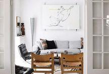 livingroom / by Fair Morning Blue
