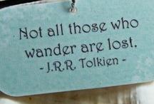 words of wisdom / by Renee Schneider