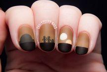 Nail Art / #Nails #nailart #manicure #Acrylicnails #3Dnailart #Coloredacrylic  / by Stacey Cummings