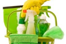 Clean, organize, simplify / by Helena Brown