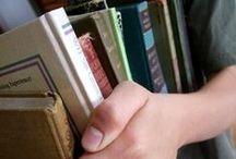 Books, Books, Books / by Renee Schneider