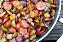 Dinners / by Elizabeth Morales Valenzuela