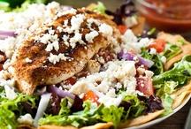 Salads & Dressings!