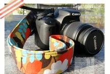 Kamerabänder / by Snaply