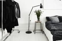 Black in the bedroom
