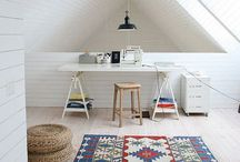 pretty on the inside - interiors / by Fair Morning Blue
