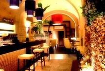 Babalù Café - Trani / Arredamento della caffetteria realizzato da Zingrillo.com