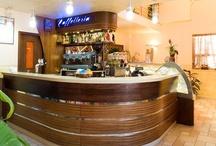 Bar Loreto - Trinitapoli / Arredamento del bar-pasticceria-gelateria realizzato da Zingrillo.com
