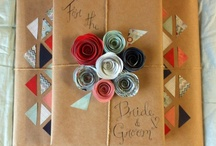 W R A P . / gift wrap / by Kari Smith