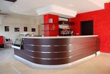 Coffee & Company - Ruvo di Puglia / Arredamento del bar caffetteria di Ruvo di Puglia realizzato da Zingrillo.com