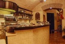 Caffetteria della Corte - Barletta / Arredamento del bar caffetteria realizzato da Zingrillo.com