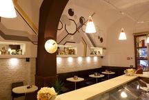 Bar Castel del Monte - Corato / Arredamento del bar realizzato da Zingrillo.com